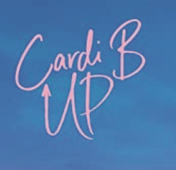 Cardi B's UP Song: Single-Track Music - AAC/MP3 Download - Chorus: If it's up, then it's up..