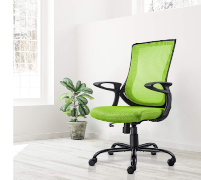 MDL Furniture Mesh Office Chair