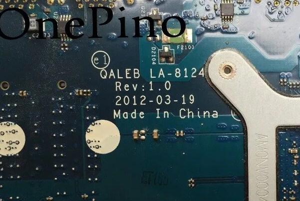 LA-8124P Rev 1.0 QALEB IBM Lenovo Thinkpad Edge E535 Bios