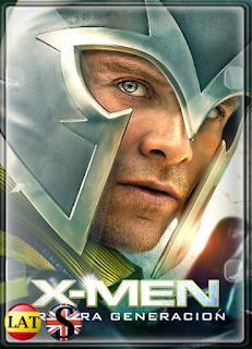 X-Men: Primera Generación (2011) FULL HD 1080P LATINO/INGLES