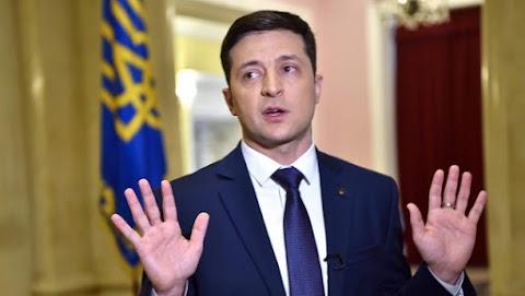 Zelenszkij: fenn kell tartani az Oroszországgal szembeni szankciókat egészen a béke helyreállításáig