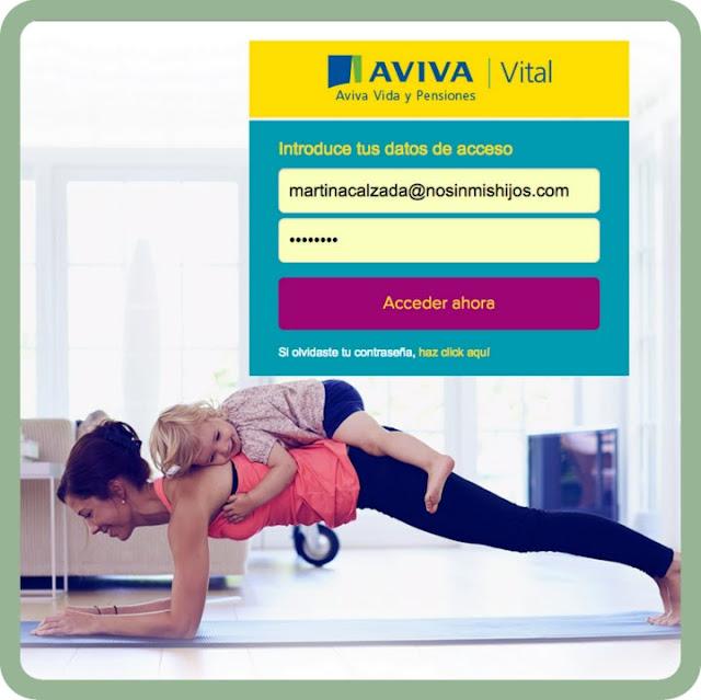 La plataforma de Aviva Vital cuida tu salud