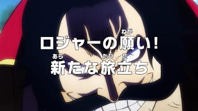 One Piece Episódio 966