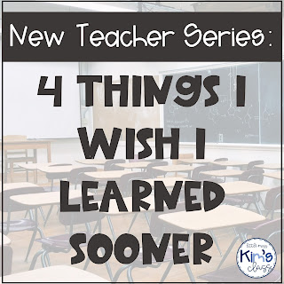 New Teacher Series and Tips