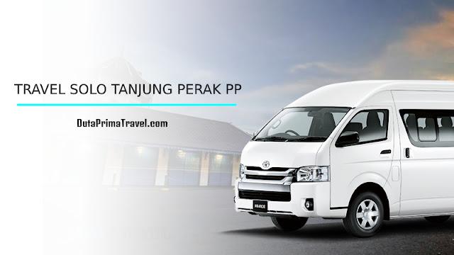 Travel Solo Tanjung Perak