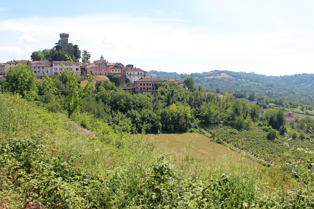 Trisobbio in Piemonte, Italy - travel & style blog