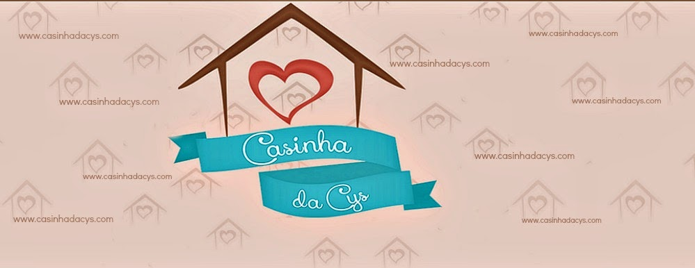 Casinha da Cys blog