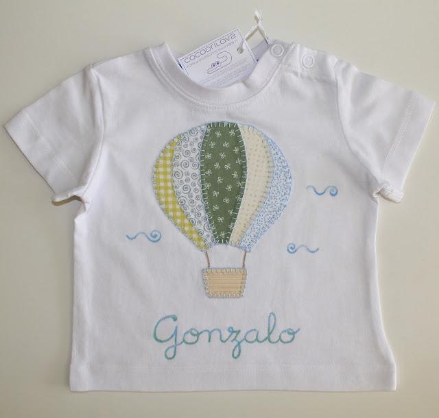camiseta-bebe-globo
