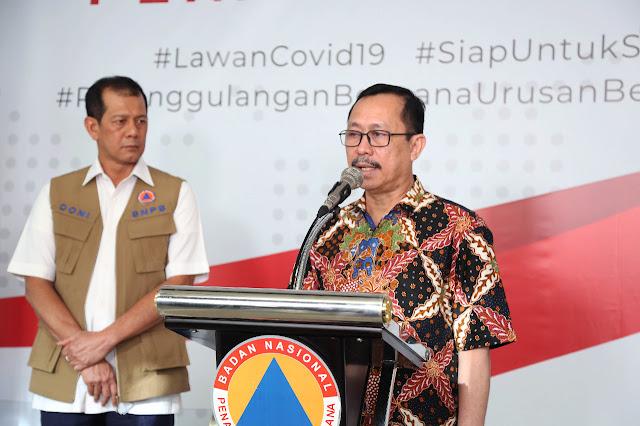 Komnas HAM Merestui Tindakan Tim Gugus Tugas dalam Penanganan Covid19