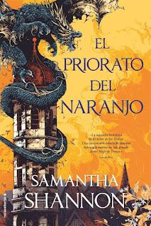 El priorato del naranjo   Samatha Shannon