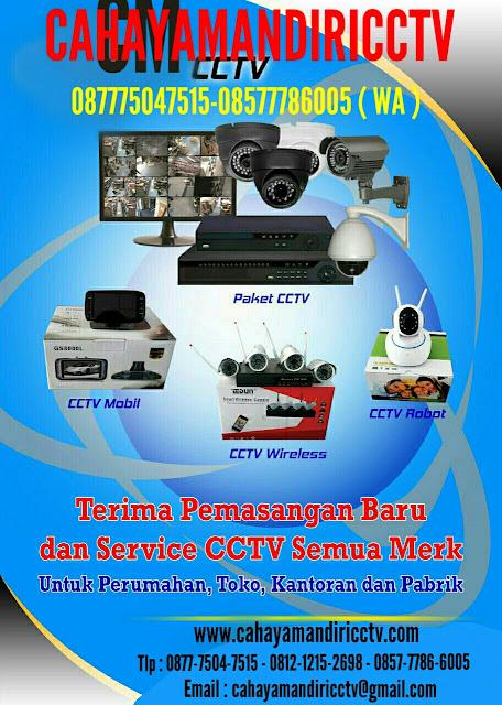 JASA PASANG KAMERA CCTV KEMANGGISAN