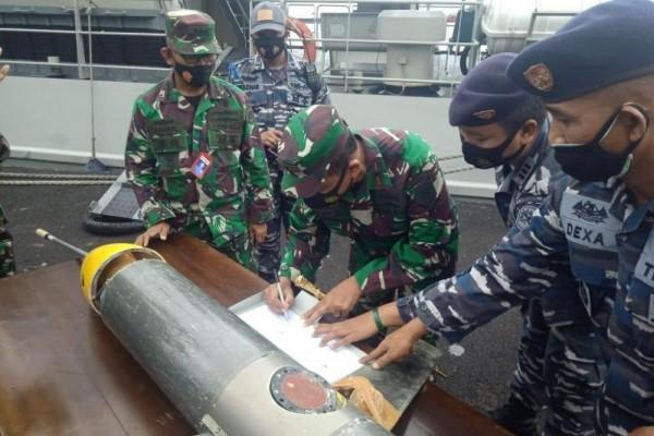 Besok, TNI AL Jelaskan soal Benda Diduga Drone yang Ditemukan di Selayar