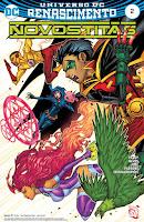 DC Renascimento: Novos Titãs #2