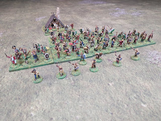 A Gaulish army in 15mm