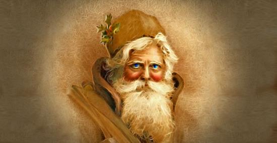 Papai Noel existiu - Pesquisa revela ossos de Santa Claus - Capa