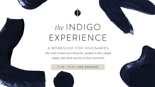 The Indigo Experience | A Workshop For Visionaries