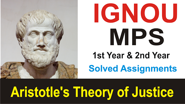 Aristotle theory of Justice; aristotle theory; mps aristotle theory of justice