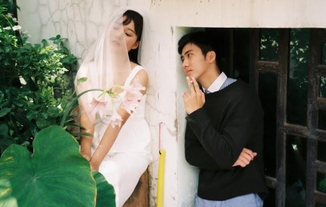Bộ ảnh cưới chất như film Hong Kong của cặp đôi 9X