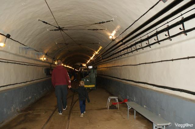 Gallerie sotterranee del Forte di Schoenenbourg