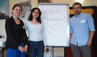 IQ Projekt Perspektiven aufzeigen - Lokale Motivatorinnen und Motivatoren in Brandenburg (Foto: Alexander Leifels)