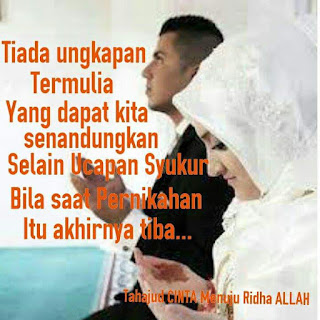 Dalam Islam, Adanya Pacaran Adalah Setelah Pernikahan
