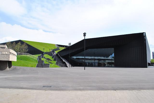 Międzynarodowe Centrum Kongresowe według projektu pracowni JEMS Architekci