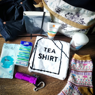 What's in my Grab and Go Bag? Adventure Bag