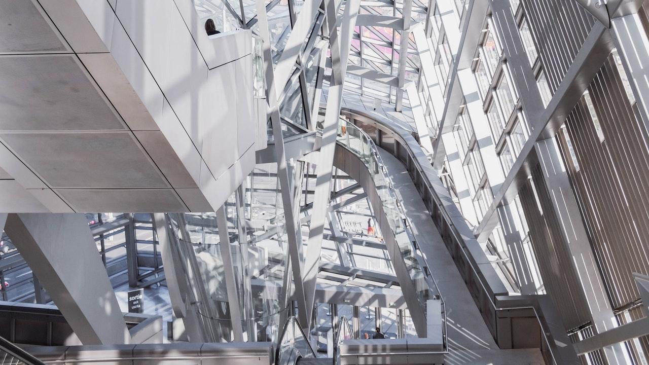 arquitectura del hierro y el acero caracteristicas