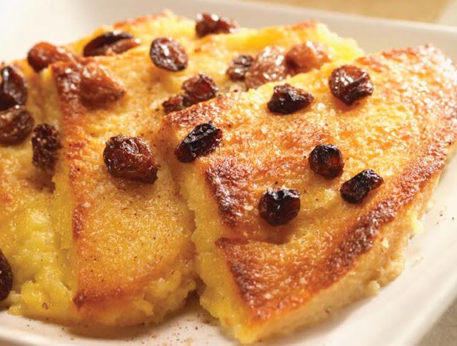 Bread pudding yang disebut puding roti tawar ini merupakan salah satu dessert yang banyak Resep Bread Pudding (Roti Tawar) Panggang