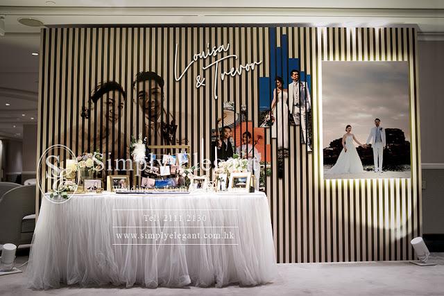 Langham Hong Kong ,朗廷酒店,Wedding,Decoration,婚禮,佈置