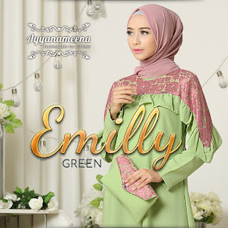 Ayyanameena Emilly Green