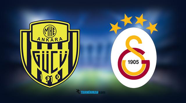 Ankaragücü vs Galatasaray