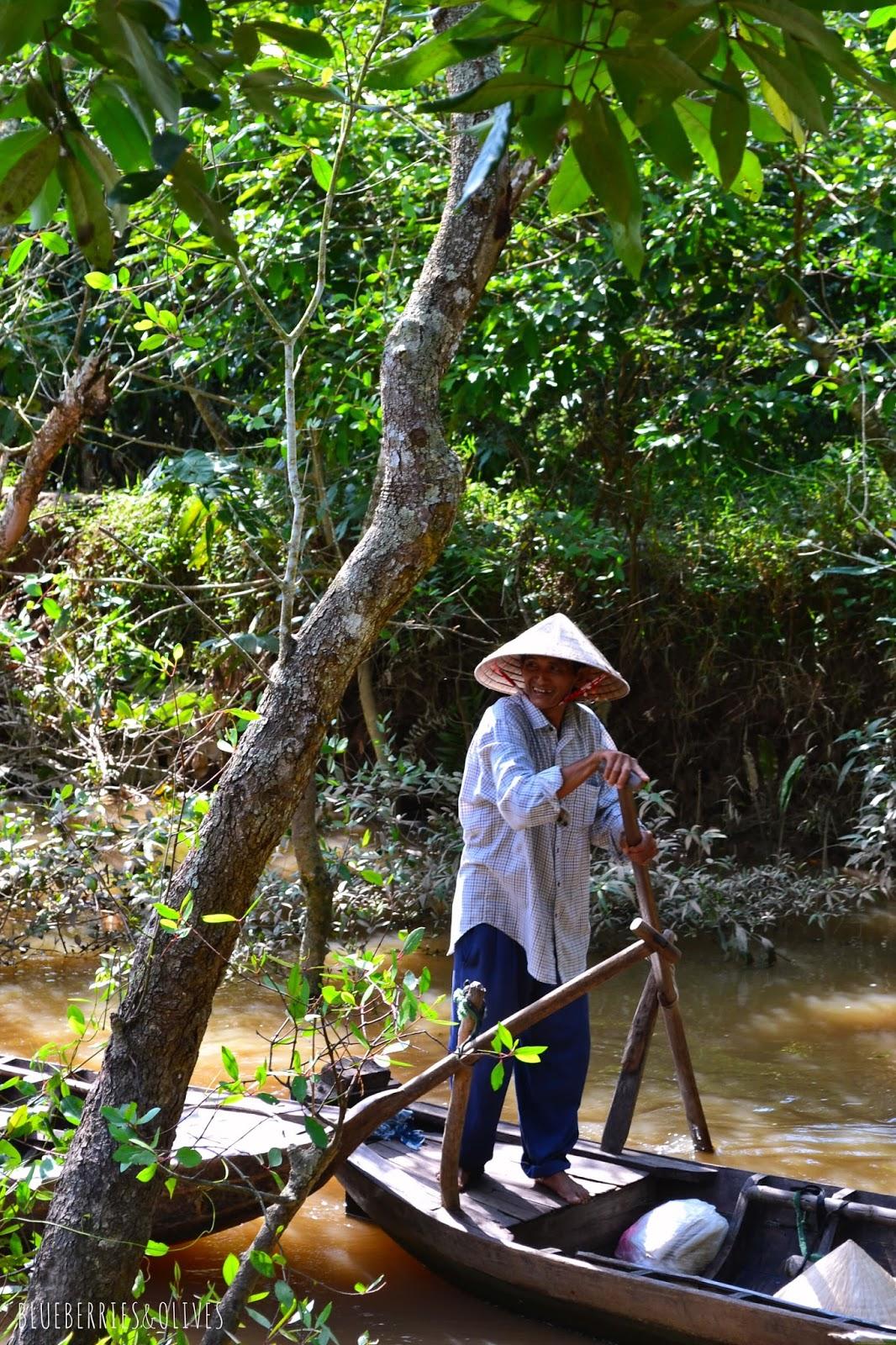 Delta del río Mekong - Vietnam