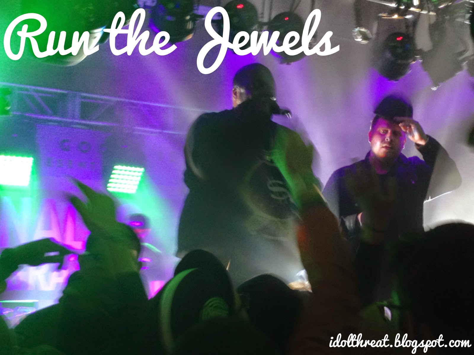 Run the Jewels 'Analog Migration' show at Reverie Gallery, Chicago [Review]