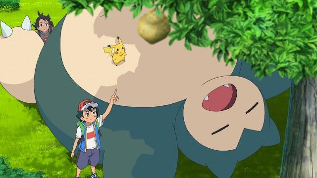 Pokemon Viajes capitulo 5 latino: ¡El alucinante Dynamax!