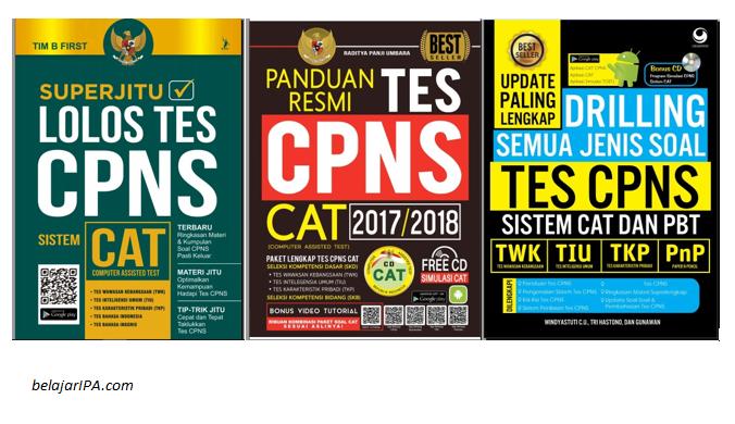 Hore! Download 5 Macam Ebook CPNS dan PPK Lengkap SKD dan SKB Gratis