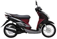 Moto in Vietnam. Yamaha Mio Ultimo