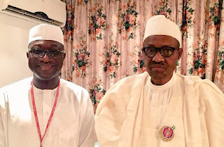 Buhari and Jibrin