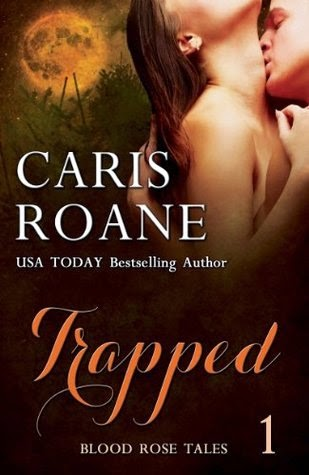 Trapped by Caris Roane
