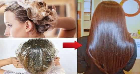 APPLY THIS HAIR MASK AND WAIT 15 MINUTES – THE EFFECTS WILL LEAVE YOU BREATHLESS!
