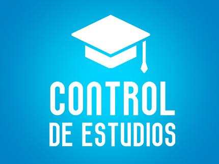 Funciones del departamento control de Estudio y Evaluación