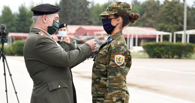 ΚΕΤΘ: Ολοκλήρωσαν την στρατιωτική εκπαίδευση πρωτοετείς Δόκιμοι Ανθυποπυραγοί και Πυροσβέστες (5 ΦΩΤΟ)