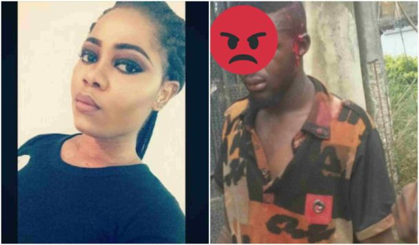 Nigerian Lady Narrates How She Saved An Innocent Man From Jungle Justice In Imo State
