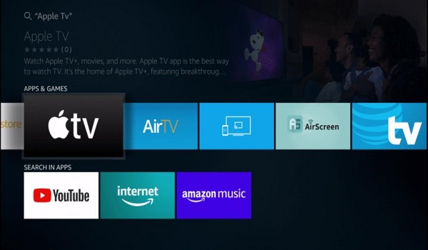 How To Download Apple TV App On Your Amazon Fire TV