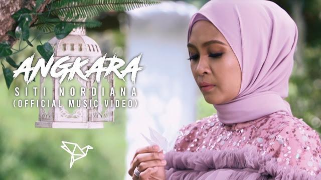Lirik Lagu Angkara Siti Nordiana