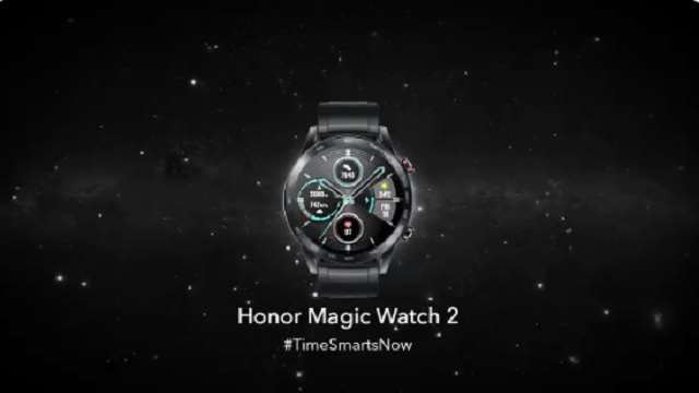 Honor Magic Watch 2 ready for launch in India, company released teaser