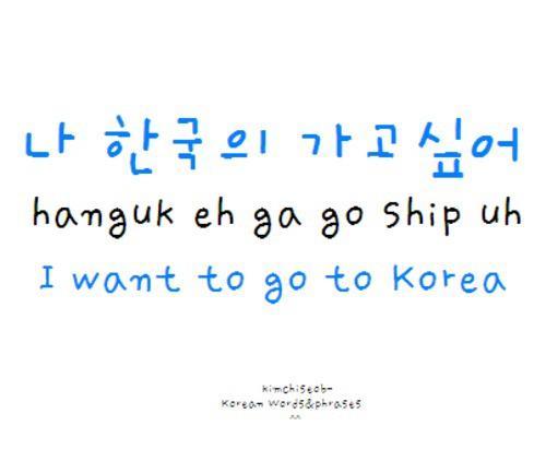 Estudamos On Line Frase Em Inglês E Tradução Em Português: Estudamos On Line: Frase Em Coreano (ideograma/romanizado