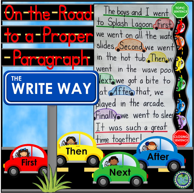 the road paragraph In a descriptive paragraph, the writer uses sensory details such as sights, sounds.