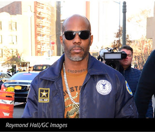DMX IS OUT OF JAIL( Read Details And Watch Photos)