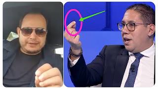 """سمير الوافي يرد على منتقديه.... ويؤكد أنها ليست """" زطلة """" بل أنها قطعة صغيرة من """" الحنّة """"..."""
